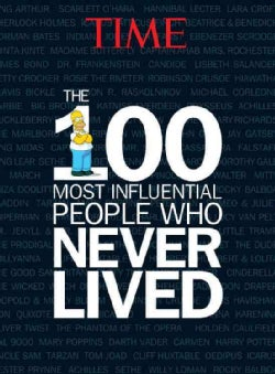 The 100 Most Influential People Who Never Lived (Hardcover)