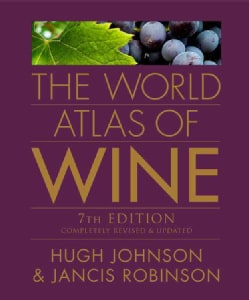 The World Atlas of Wine (Hardcover)