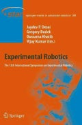 Experimental Robotics: The 13th International Symposium on Experimental Robotics (Hardcover)