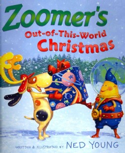 Zoomer's Out-of-This-World Christmas (Hardcover)