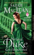 No Good Duke Goes Unpunished (Paperback)