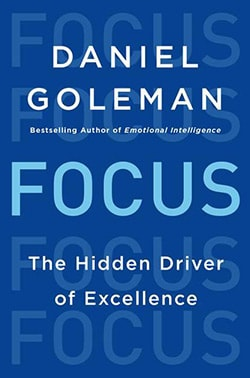 Focus: The Hidden Driver of Excellence (Hardcover)