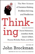 Thinking: The New Science of Decision-Making, Problem-Solving, and Prediction (Paperback)