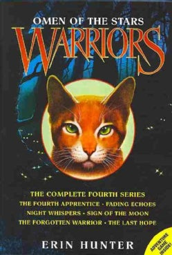 Warriors: Omen of the Stars: the Complete Fourth Series (Paperback)