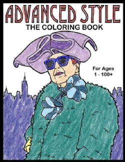 Advanced Style The Coloring Book (Paperback)