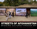 Streets of Afghanistan: Bridging Cultures Through Art (Hardcover)