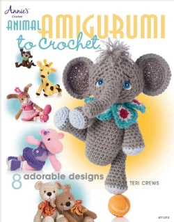 Animal Amigurumi to Crochet: 8 Adorable Designs (Paperback)