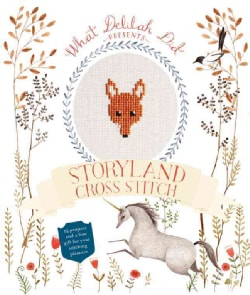 Storyland Cross Stitch (Paperback)