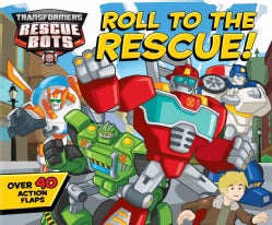Roll to the Rescue! (Board book)