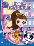 Blythe's Big Adventure: A Panorama Sticker Storybook (Novelty book)