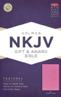 Holy Bible: New King James Version, Pink, Imitation Leather, Gift & Award Bible (Paperback)