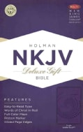 The Holy Bible: New King James Version, Purple, Leathertouch (Paperback)
