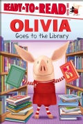 Olivia Goes to the Library (Paperback)