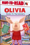 Olivia Goes to the Library (Hardcover)