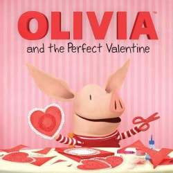 Olivia and the Perfect Valentine (Paperback)