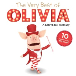 The Very Best of Olivia: A Storybook Treasury (Hardcover)