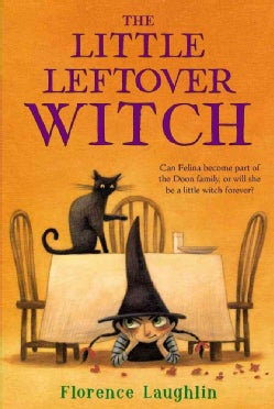The Little Leftover Witch (Paperback)