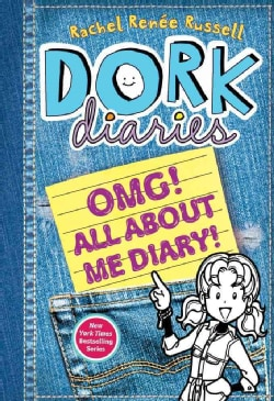 Dork Diaries Omg! All About Me Diary (Diary)