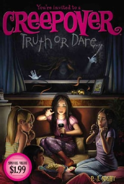Truth or Dare... (Paperback)