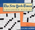 The New York Times Crossword Puzzles 2014 Calendar (Calendar)