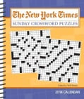 The New York Times Sunday Crossword Puzzles Weekly Planner 2014 Calendar (Calendar)