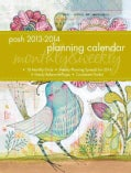 Posh Cheeky Bird 2013-2014 Monthly & Weekly Planning Calendar (Calendar)