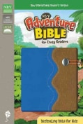 Adventure Bible for Early Readers: New International Readers Version, Blue / Tan Italian Duo-Tone, Elastic Closure (Paperback)