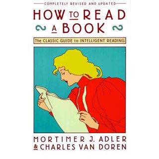 How to Read a Book (Paperback)