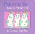 Horns to Toes (Board book)