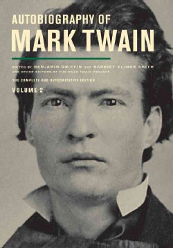 Autobiography of Mark Twain (Hardcover)