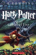 Harry Potter and the Goblet of Fire (Paperback)