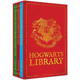 The Hogwarts Library (Paperback)