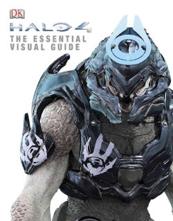 Halo 4: The Essential Visual Guide (Hardcover)