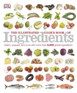 The Illustrated Cook's Book of Ingredients (Paperback)