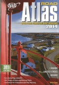 AAA Road Atlas 2014 (Paperback)