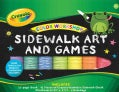 Sidewalk Art and Games (Hardcover)