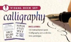 Calligraphy Visual Deck Set (Cards)