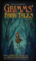 The Illustrated Grimm's Fairy Tales (Hardcover)