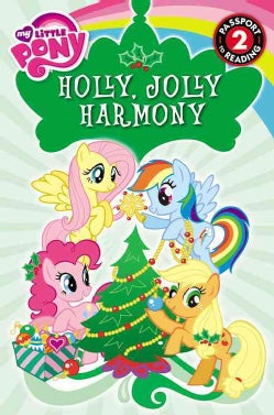 Holly, Jolly Harmony (Paperback)