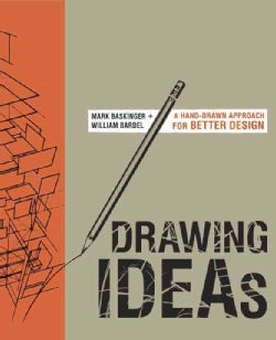 Drawing Ideas: A Hand-Drawn Approach for Better Design (Hardcover)