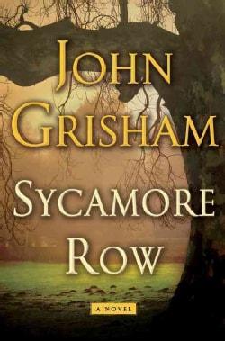 Sycamore Row (Paperback)