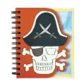 Skull & Crossbones Layered Journal (Paperback)
