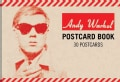Andy Warhol Postcard Book (Postcard book or pack)
