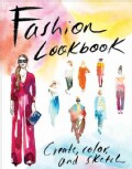 Fashion Lookbook (Notebook / blank book)