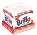 Andy Warhol Brillo Memo Block (Notebook / blank book)