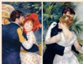 Renoir City Dance, Country Dance (Cards)