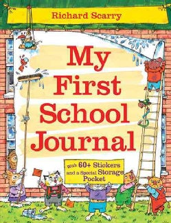 Richard Scarry's My First School Journal (Hardcover)