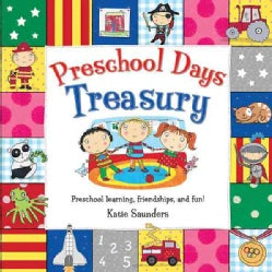 Preschool Days Treasury (Hardcover)