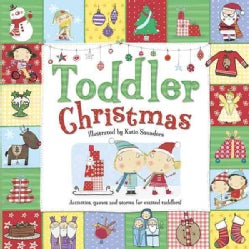 Toddler Christmas: Activities, Games, and Stories for Excited Toddlers (Hardcover)