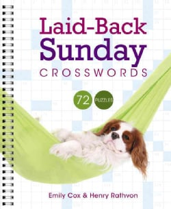 Laid-Back Sunday Crosswords (Spiral bound)